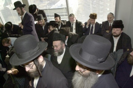 Positions sexuelles casher juives