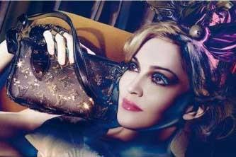 Louis Vuitton prend une pause de Madonna