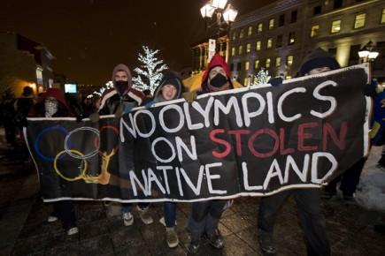 Les manifestants s'opposent notamment à la tenue des... (Photo: PC)