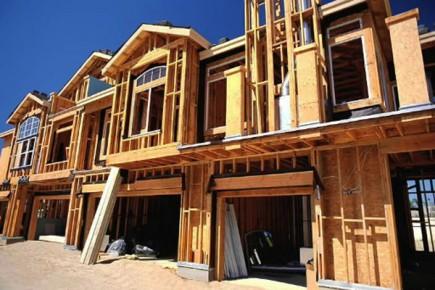 L'activité devrait continuer de ralentir sur le marché du neuf au Canada au... (Photo fournie par la SCHL)