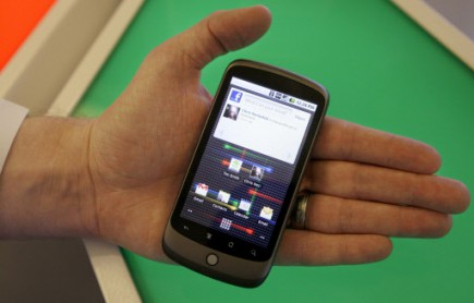 L'objectif du Nexus One: révolutionner l'univers des téléphones... (Photo Associated Press)