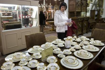 La vente des biens d 39 earl jones attire les foules martin for Meuble croteau en ligne