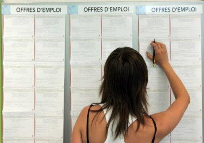 Au moment où la pénurie de travailleurs qualifiés... (Photo AFP)