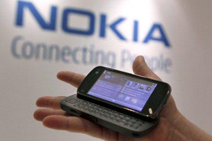 Le fabricant finlandais de téléphones mobiles Nokia (NOK)a... (Photo: Brendan McDermid, Reuters)