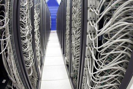 Des serveurs informatiques... (Photo: PC)