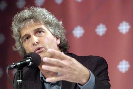 Le directeur général de l'information à Radio-Canada, Alain... (Photo: André Tremblay, archives La Presse)