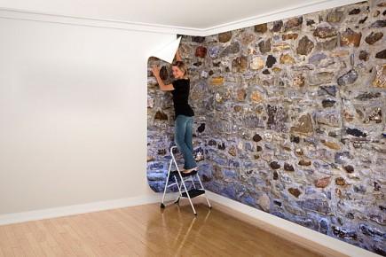 Revetement mural chambre a coucher algerie