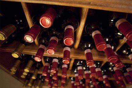 Au décès de son père en France, Michèle Deslus a hérité d'une cave à vin. Mais... (Photo: Ivanoh Demers, La Presse)