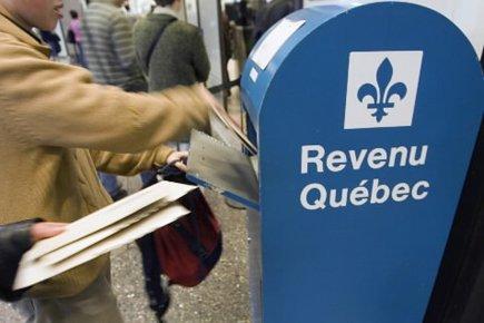 Revenu Québec admet qu'en 2012, entre 20 et... (Archives La Presse)