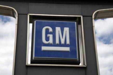 «GM a eu un trimestre robuste parce que... (Photo: Reuters)