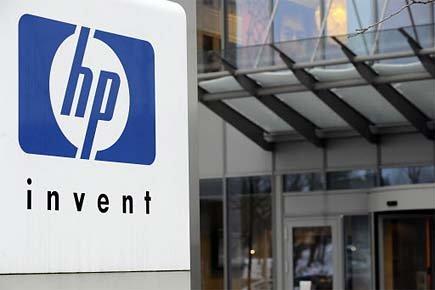 L'action Hewlett Packard a plongé mercredi pour toucher un plus bas depuis dix... (Photo: Reuters)