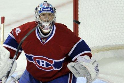 Carey Price touchera 2,5 millions $ US cette... (Photo: Bernard Brault, La Presse)