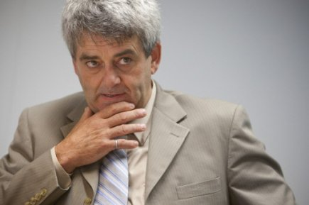 Le PDG de Junex Jean-Yves Lavoie.... (Photo Ivanoh Demers, La Presse)