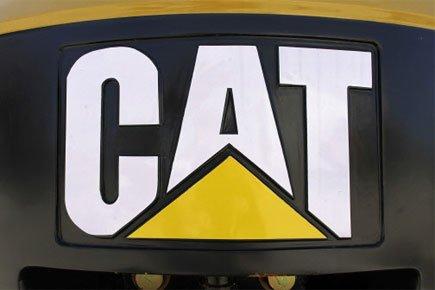 Caterpillar est le premier constructeur mondial de pelles... (Photo: AP)