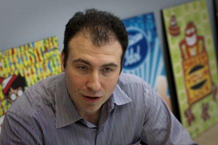Alexandre Thabet, président et cofondateur de Ludia.... (Photo André Pichette, La Presse)