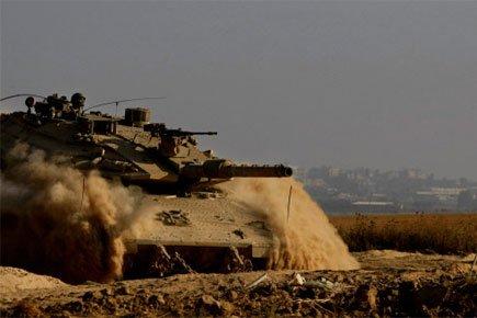 Les Talpions sortent de l'armée avec le sentiment... (Photo: AFP)
