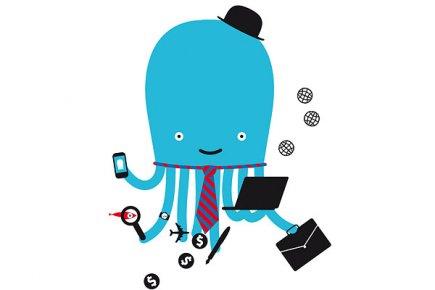 Devenir mon propre patron, pourquoi pas moi ? Cette question, un nombre... (Illustration: Julien Chung, La Presse)