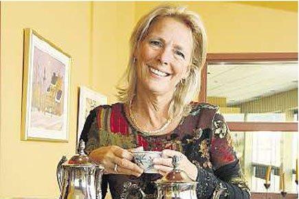 Johanne Dion, présidente de Trans-Herbe....