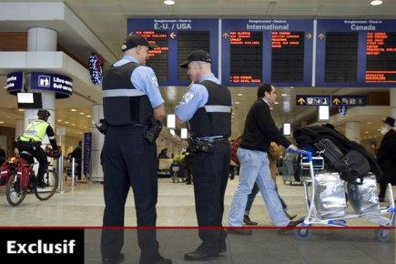 S curit dans les a roports les plaintes de passagers - Agent de comptoir aeroport ...