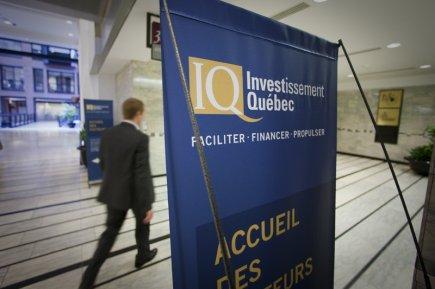 Investissement Québec.... (Photo André Pichette, archives La Presse)