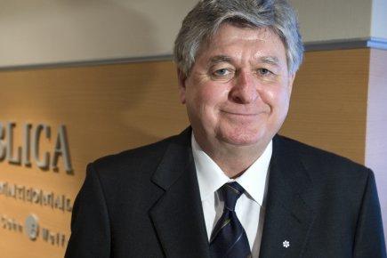Le président-fondateur de National, Luc Beauregard.... (PHOTO: ALAIN ROBERGE, ARCHIVES LA PRESSE)