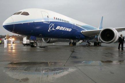 Un Boeing 787.... (Photo: AP)