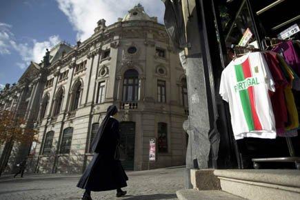 Le Portugal bénéficera d'une aide substantielle du FMI.... (Photo: Paulo Duarte, AP)