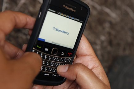 La valeur des marques BlackBerry, Bombardier et Loblaws a baissé ... (Photo Associated Press)