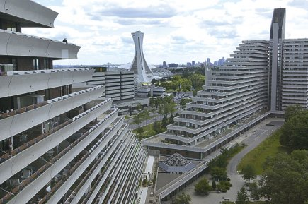 plan appartement village olympique