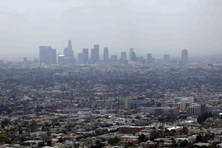 La Californie (photo).... (Nick Ut, Associated Press)