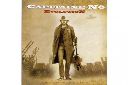 Pochette cd de Capitaine No...
