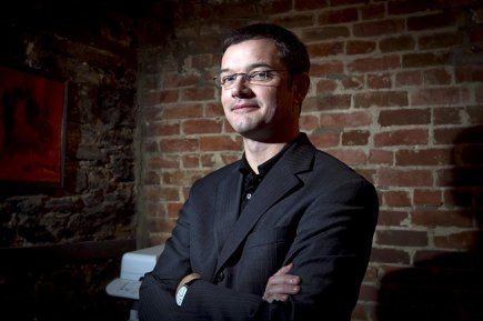 Damien Silès... (Photo: Alain Roberge, La Presse)