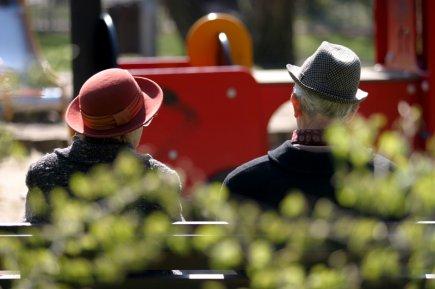 Devant la solvabilité défaillante de nombreux régimes de retraite, de plus en... (Photo Bloomberg)