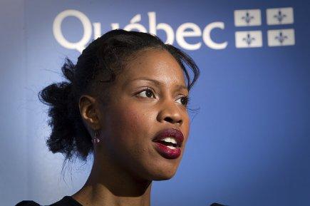 La ministre de la Famille, Yolande James.... (Photo: André Pichette, La Presse)