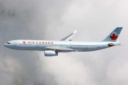 La décision du Conseil canadien des relations industrielles... (Photo fournie par Air Canada)