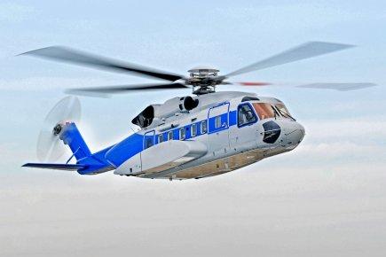 United Technologies est la société mère de Sikorsky,... (Photo fournie par Sikorsky)