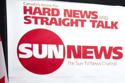 Québecor souhaite obtenir pour Sun News une redevance... (Photo: PC)