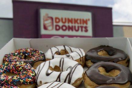 La Cour supérieure du Québec condamne Dunkin» Brands Canada à verser une ... (Photo: archives AFP)
