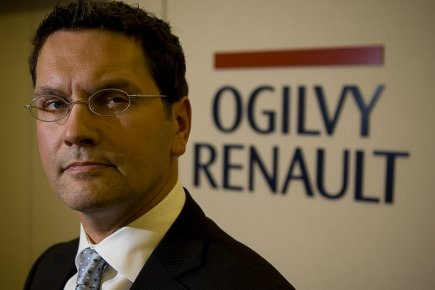 Carl Tremblay, d'Ogilvy Renault.... (Photo André Pichette, La Presse)