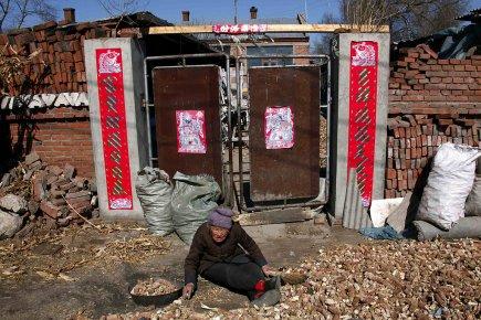 Le fossé entre les riches et les pauvres... (Photo: Reuters)