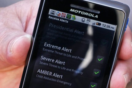 Sprint Launches Soon To Be Mandatory Emergency Alert Messages 330007 milieu linformatique y toujours employes