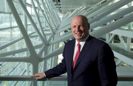Daniel Fournier, président du conseil et chef de... (Photo Alain Roberge, La Presse)