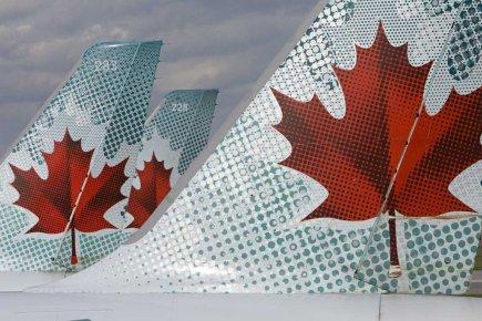 Un arbitre fédéral s'est rangé du côté d'Air Canada dans sa dispute avec le... (Photo: David Boily, Archives La Presse)