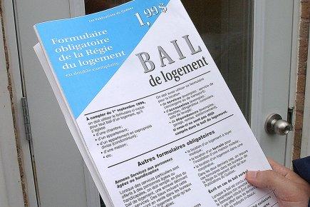R gie du logement c der son bail ou sous louer jos e for Bail maison location