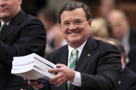 Jim Flaherty... (Photo: Reuters)