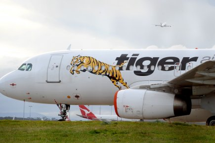 Australie tiger airways reprendra ses vols vendredi for Vol interieur philippines