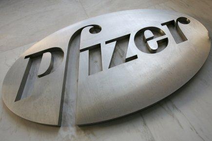 Au Québec, Pfizer a ainsi investi 55 millions... (Photo: Mark Lennihan, AP)