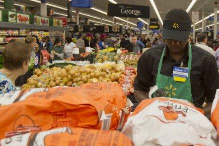 Sur le seul mois d'octobre, les prix alimentaires... (Photo Ivanoh Demers, La Presse)