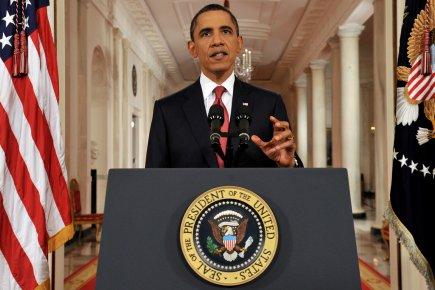 «Les Américains ont peut-être voté pour un gouvernement... (Photo AP)