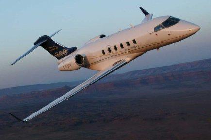 NetJets a indiqué avoir déposé une commande ferme... (Photo fournie par Bombardier)
